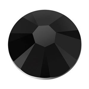 Picture of Jet Black Crystal Charm