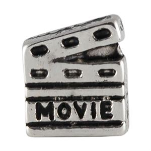 Picture of Movie Clapperboard Charm