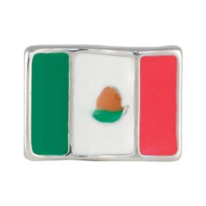 Picture of Mexican Flag Charm
