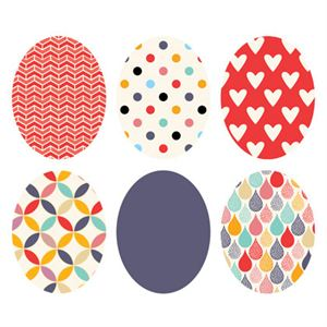 Picture of Brights Oval Locket Backdrops