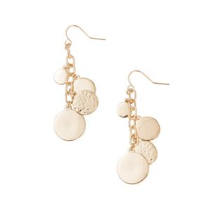 Picture of Alyssa Gold Earrings