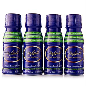 Picture of ViaViente Pack 2oz Bottles  (4 Bottles per Pack)@M