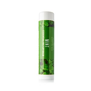 Picture of Mint Essential Oil Lip Balm